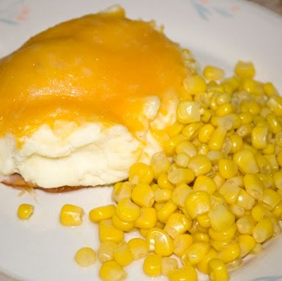 Potatoes Ham & Cheese by DeDe Smith