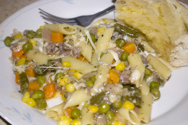 Sausage Rigatoni by DeDe Smith
