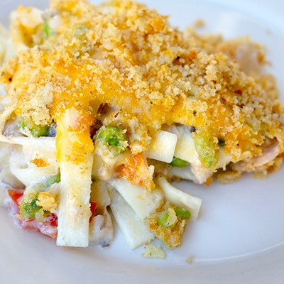 Tuna Noodle Casserole by DeDe Smith