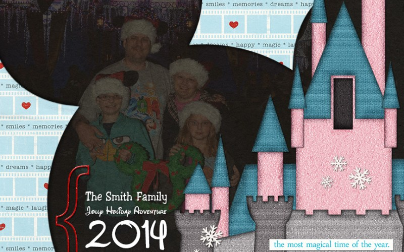 Jolly Holiday Adventure 2014 | Cover by DeDe Smith