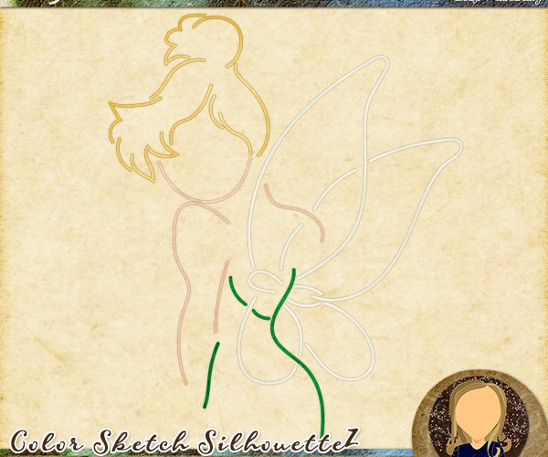 High/Low + Freebie Friday   Tinker Bell
