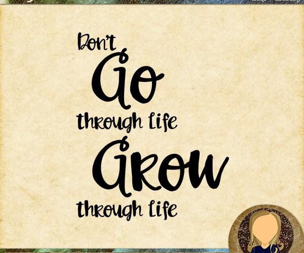 Wednesday WordZ | Grow Through Life