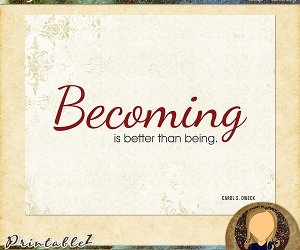 Thursday ThoughtZ | Becoming