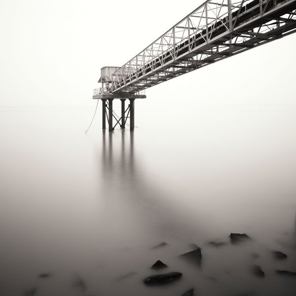 Black And White Waterscapes Long Exposure Photography