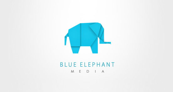 40 creative and unique examples of logos using depth