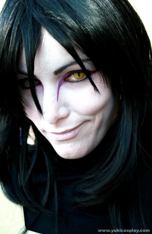 15 Amazing Naruto Anime Cosplay Photography