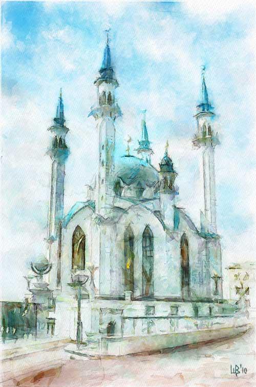 20 Amazing Watercolor Masterpieces