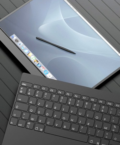 Futuristic Computer and Laptop Designs
