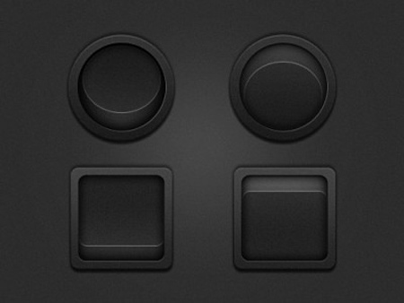 Free Stylish Web Button Icons And PSD Downloads