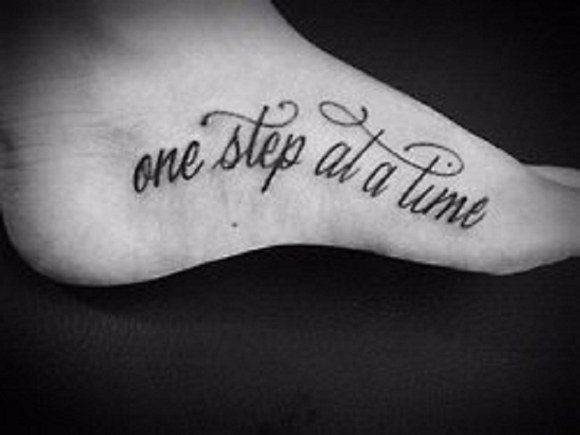 Image result for one step at a time quotes