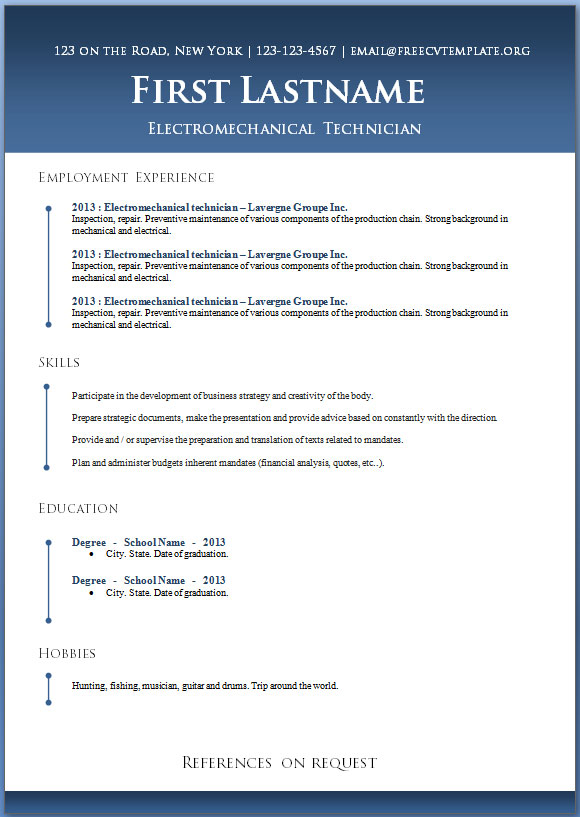 word templates for resumes word templates for resumes word