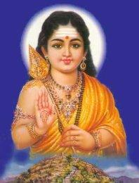 Muruga—The Lord of Siddhas
