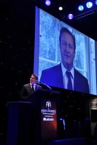 Lord Coe & David Cameron
