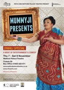 MummyJi Presents Poster