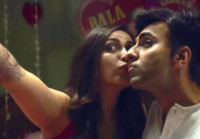 Ayushmann Khurrana & Yami Gautam in new song Pyaar Toh Tha from Bala