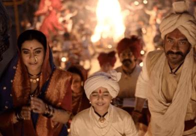 Ajay Devgn & Kajol seen on screen together again