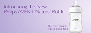 Introducing Philips AVENT Natural Bottles *Giveaway* #PhilipsAVENT