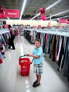 Moms Get Thrifty with Savers