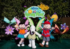 Spring Is In The Air At Knotts Berry Farm!