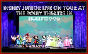 Disney Junior LIVE! On Tour Pirate & Princess Adventure At The Dolby Theatre