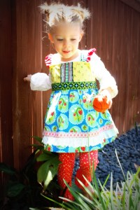 Dressing in fun & whimsy with Matilda Jane Clothing {Giveaway}