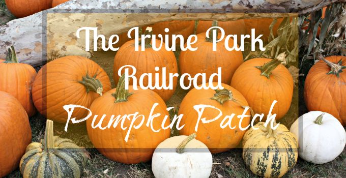 14th Annual Irvine Park Railroad Pumpkin Patch Giveaway