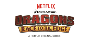 DreamWorks Dragons Race to the Edge coming to Netflix this summer! #StreamTeam