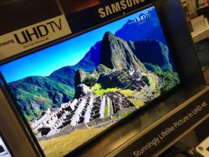 Experience the Samsung 4K Ultra HD TVs at Best Buy #SUHDatBestBuy