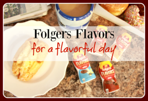 Folgers Flavors for a flavorful day #RemixYourCoffee
