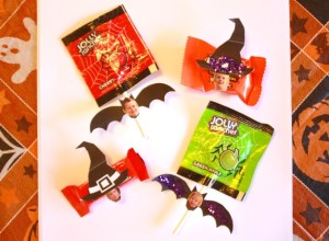 Hershey's Personalized Halloween Candy Treats!