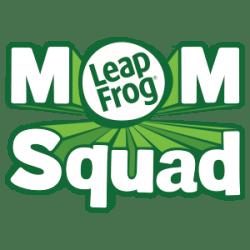We're Leap Frog Mom Squad Ambassadors!