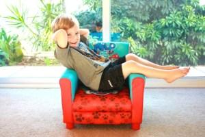 Christmas Gift Alert! Paw Patrol Delta Children's Upholstered Chair