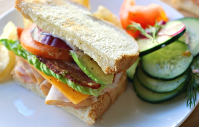 The Perfect Sandwich Recipe - The Funny Mom Blog