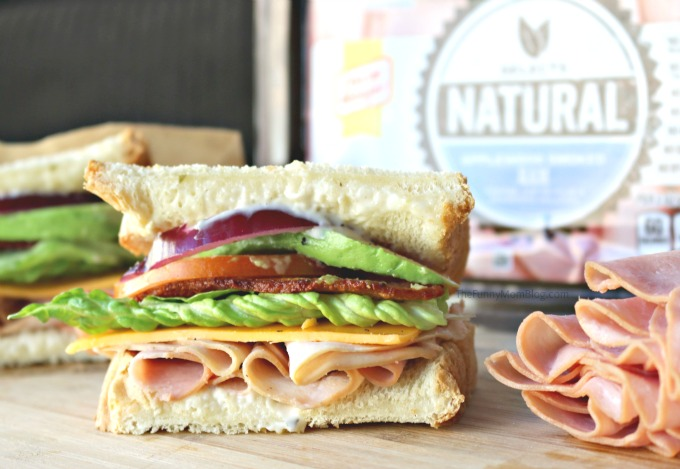 Oscar-Mayer-Sandwich