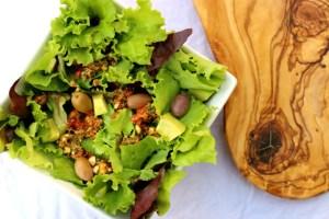 California Farmers Market Summer Salad Recipe #CAonMyPlate #CultivateCA