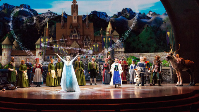 frozen at the hyperion