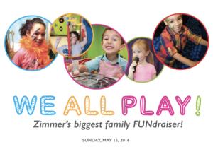 Zimmer Children's Museum We All Play Event Giveaway! #WeAllPlay