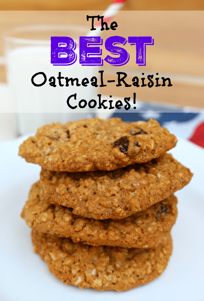 best-oatmeal-raisin-cookies