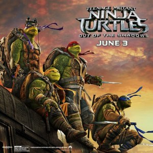 Teenage Mutant Ninja Turtles: Out of the Shadows Review #TMNT2