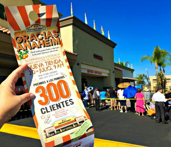 Northgate Market Opens in Anaheim