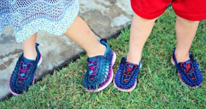 Two Cords and A Sole – UNEEK Kids Shoes Review