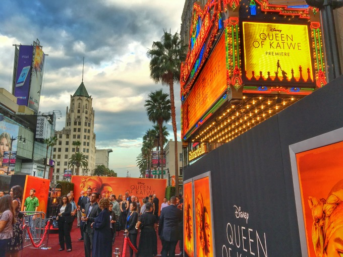 queen of katwe premiere after party at hard rock cafe