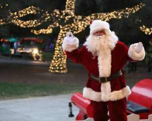 21st Annual Irvine Park Railroad Christmas Train Giveaway