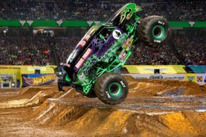 Get Ready! Monster Jam is Coming to Anaheim!