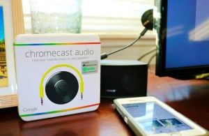 Casting My Favorite Music To My Speakers With Google Chromecast Audio