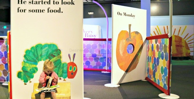 Enter Into The World Of Very Eric Carle At The Discovery Cube Orange County