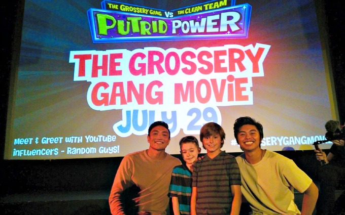 the grossery gang movie