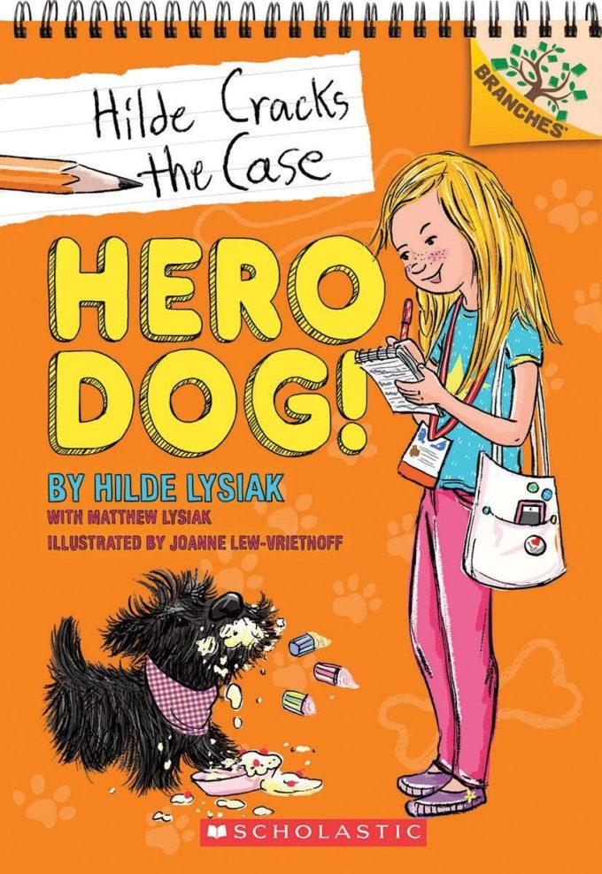 Hilde Cracks the Case Hero Dog!