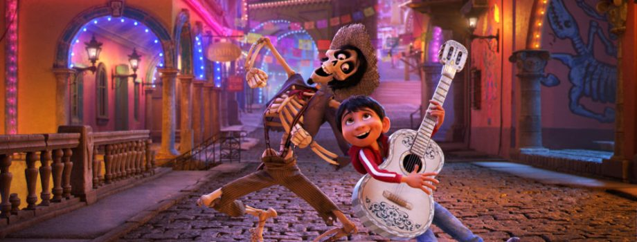 Coco Available on DVD, Blu-Ray and 4K Ultra HD February 27th!