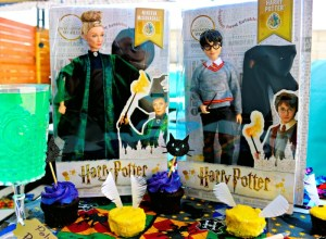 Calling all Harry Potter Fans! Harry Potter Comes to Life with Mattel